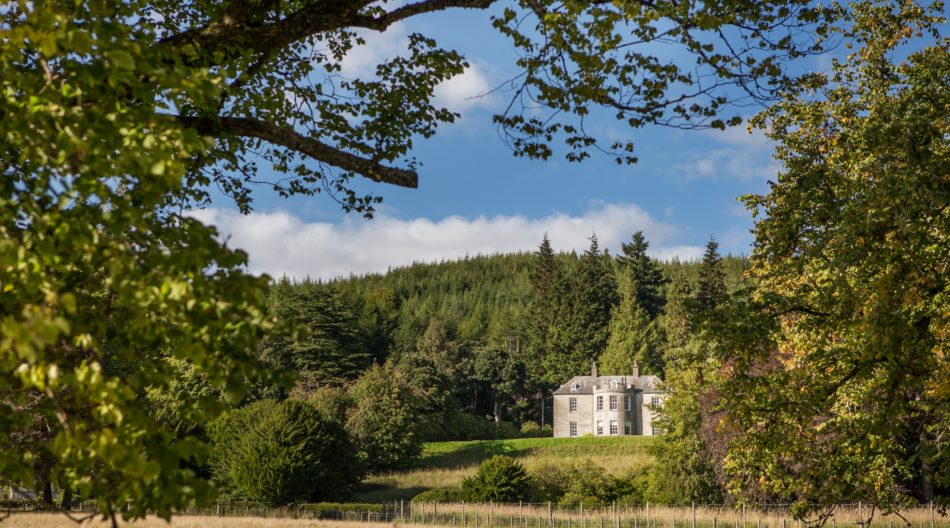 Tulliemet Lodge on Atholl Estate