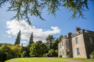 Tulliemet House Holiday Let Perthshire