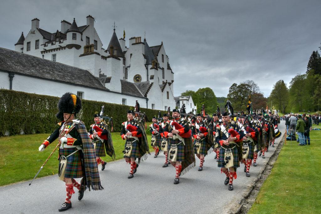 atholl-highlander-gathering-weekend-blair-castle