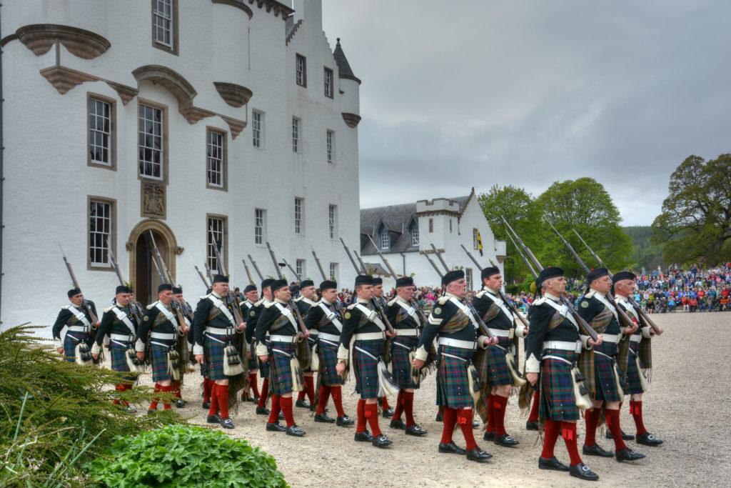 Atholl-Highlander-Weekend-Blair-Castle