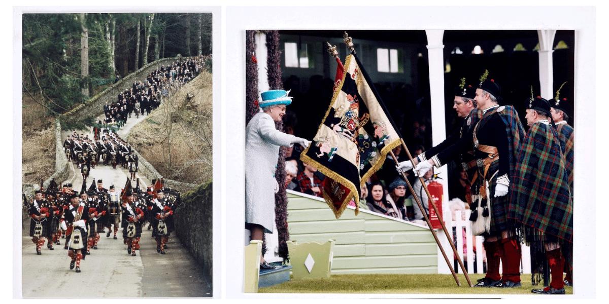 Atholl Highlanders History