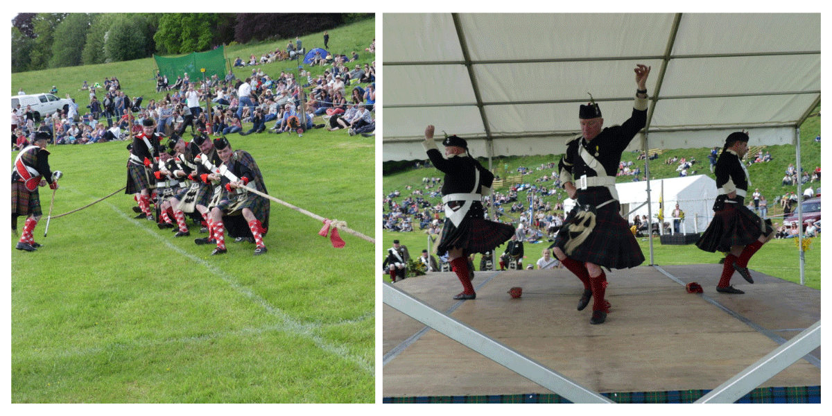 Atholl Highlander games