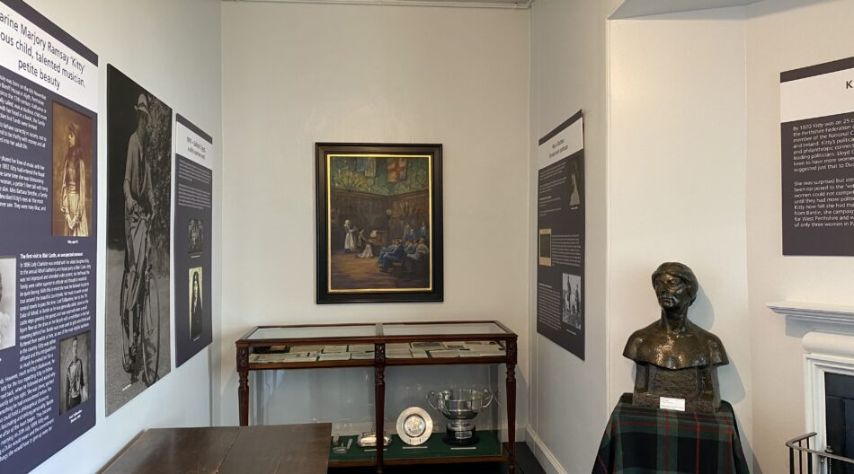 Blair Castle's Duchess Kitty Exhibition