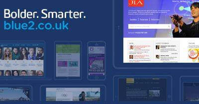 Blue2 Digital - Professional Web Design & Development Agency in Dundee