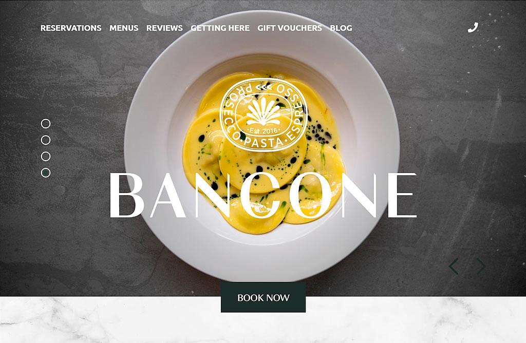 Bancone Blue2 Digital