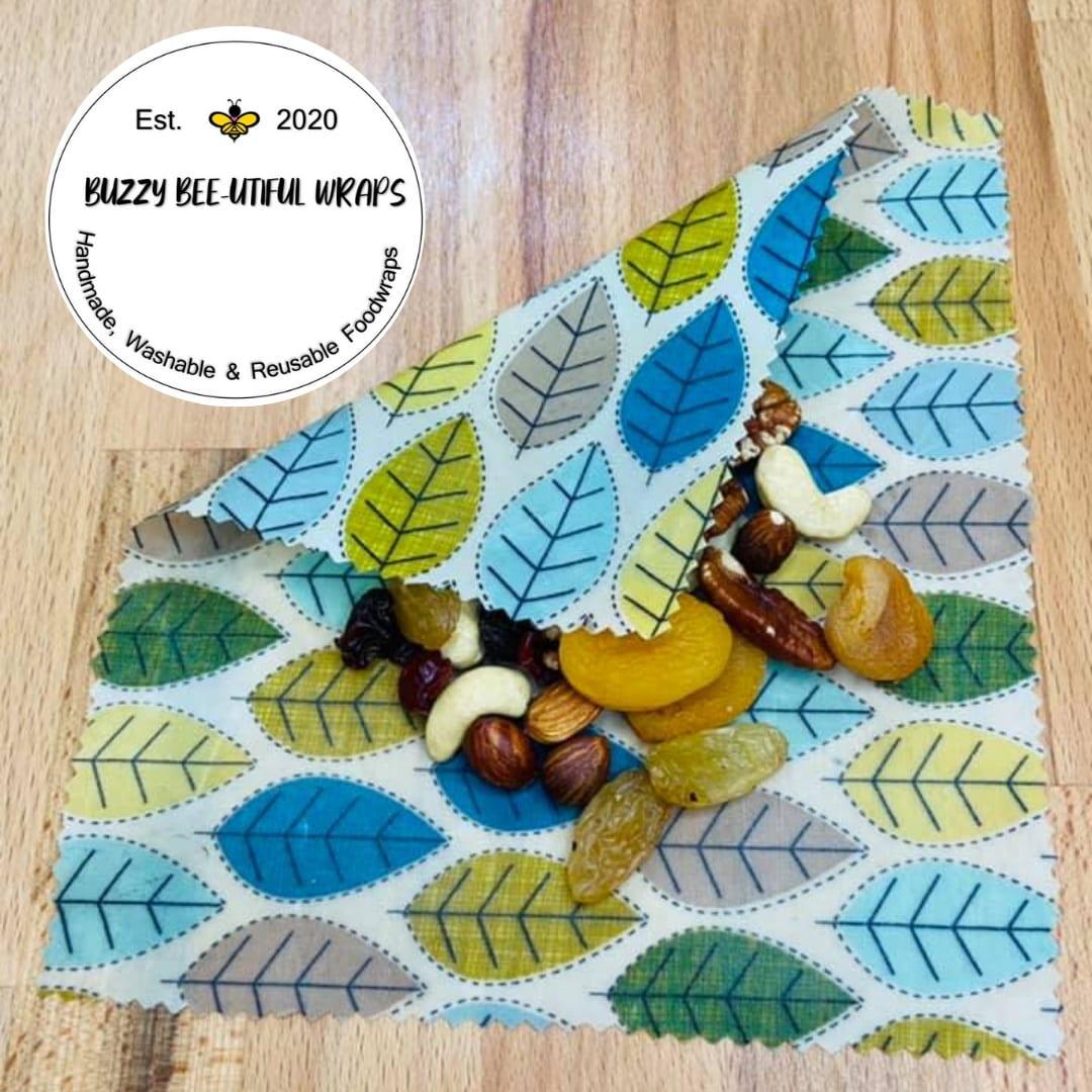 Buzzy Bee-Utiful Wraps