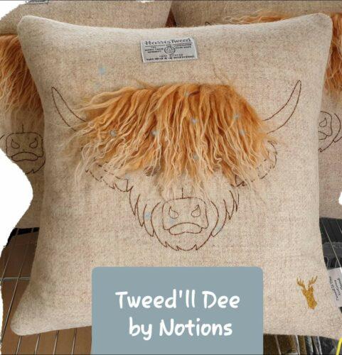 Tweed'll Dee by Notions