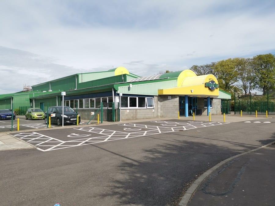 Saltire Sports Centre