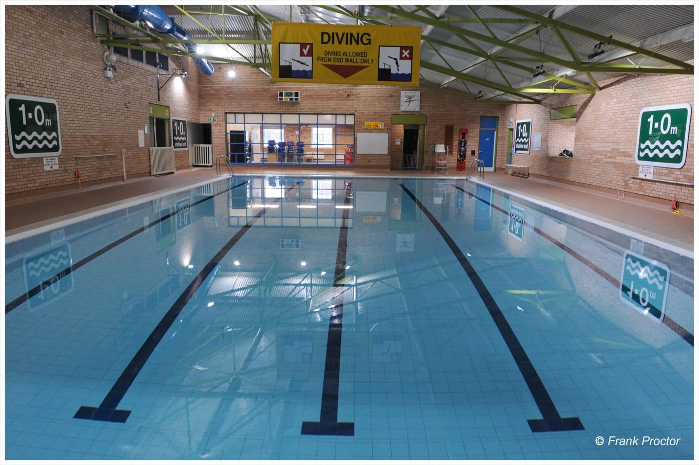 Webster's Sports Centre