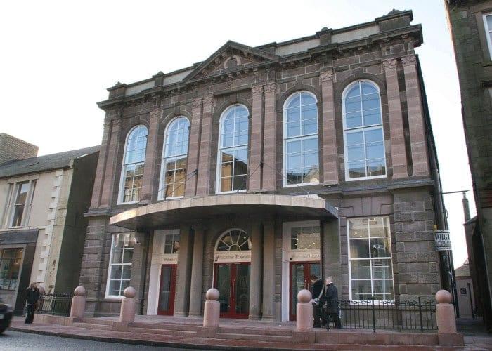 Webster Memorial Theatre