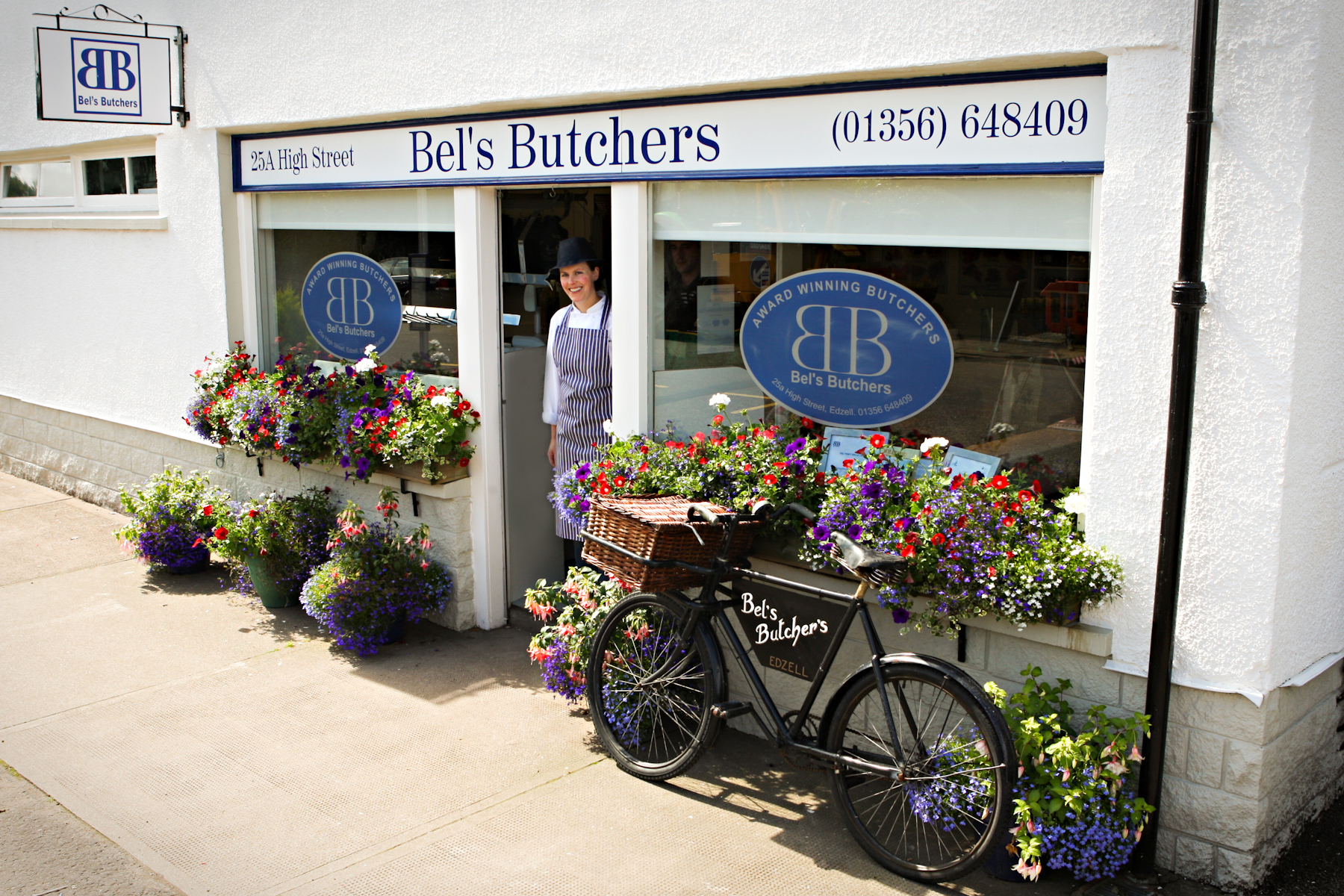 Bel's Butchers Ltd