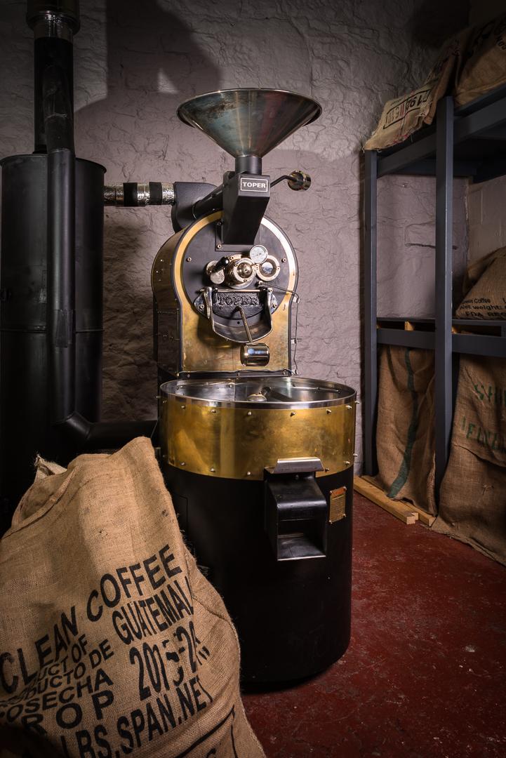 Sacred Grounds Coffee Company