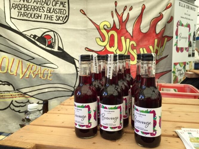 Bouvrage/Ella Drinks Ltd
