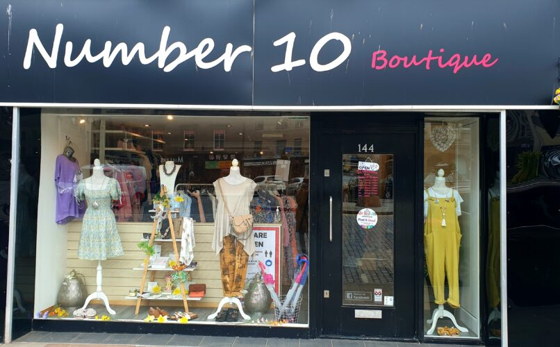 Number 10 Boutique