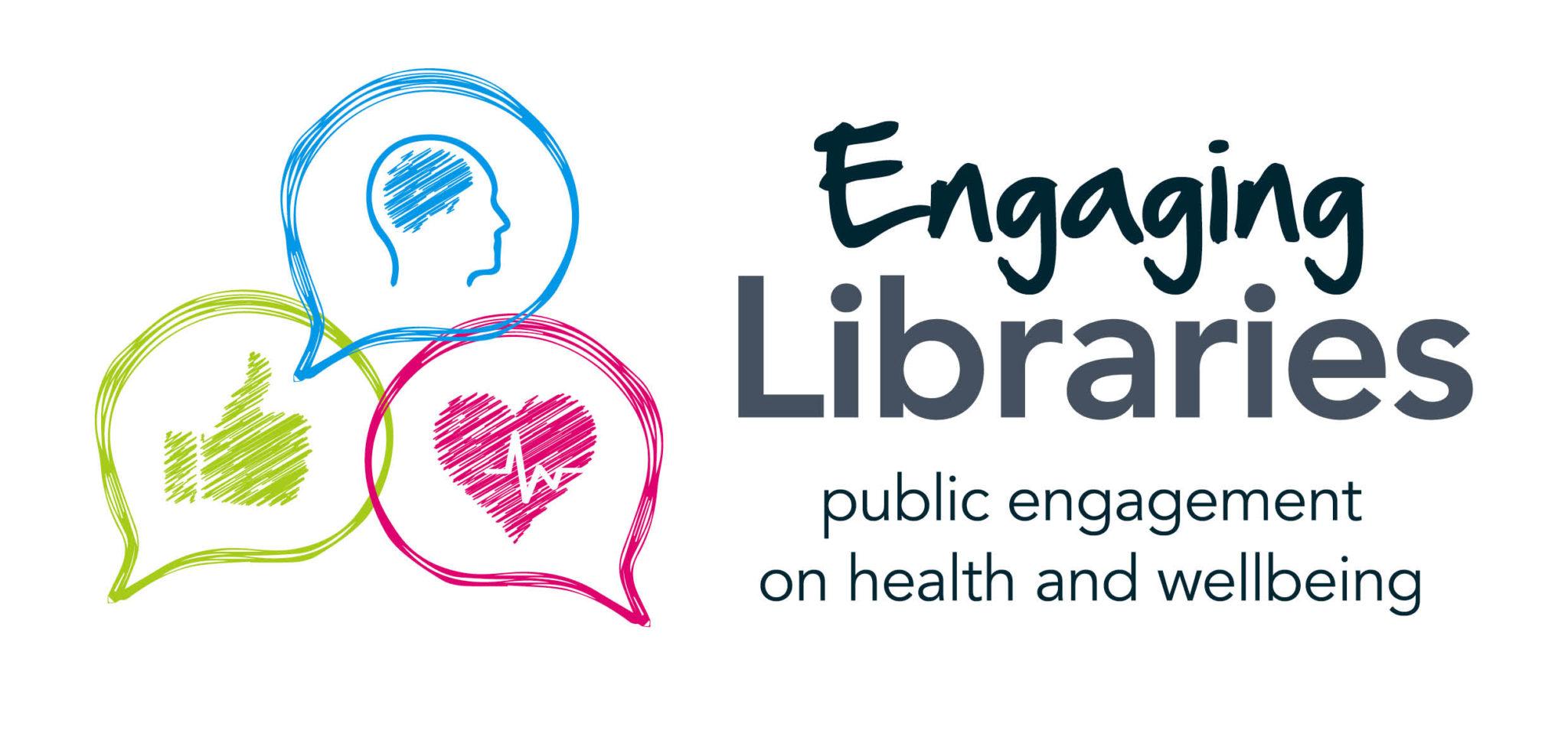 Engaging Libraries logo