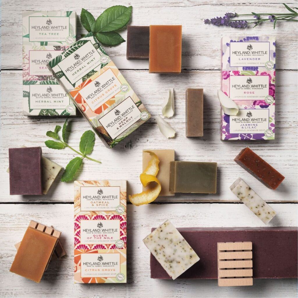 Heyland & Whittle | Soap & Hand Care