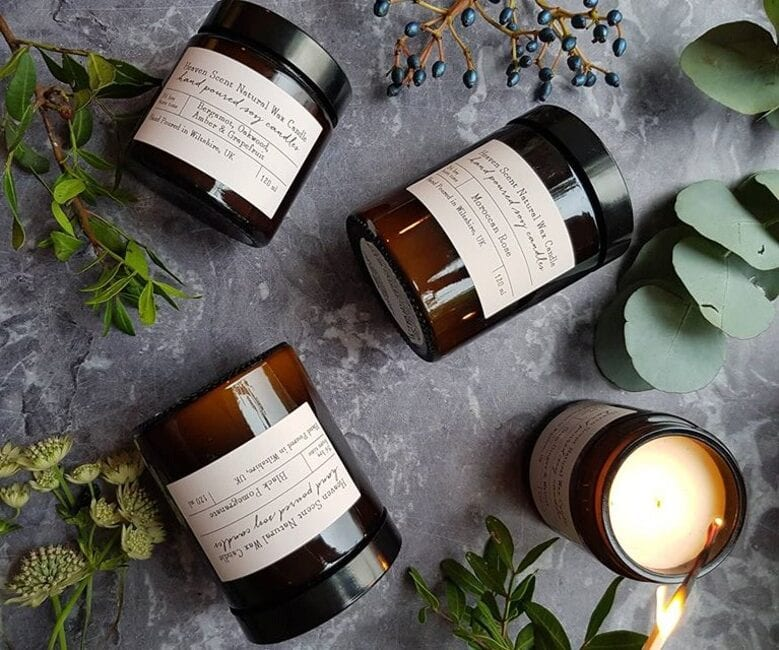 Heaven Scent | Apothecary Collection