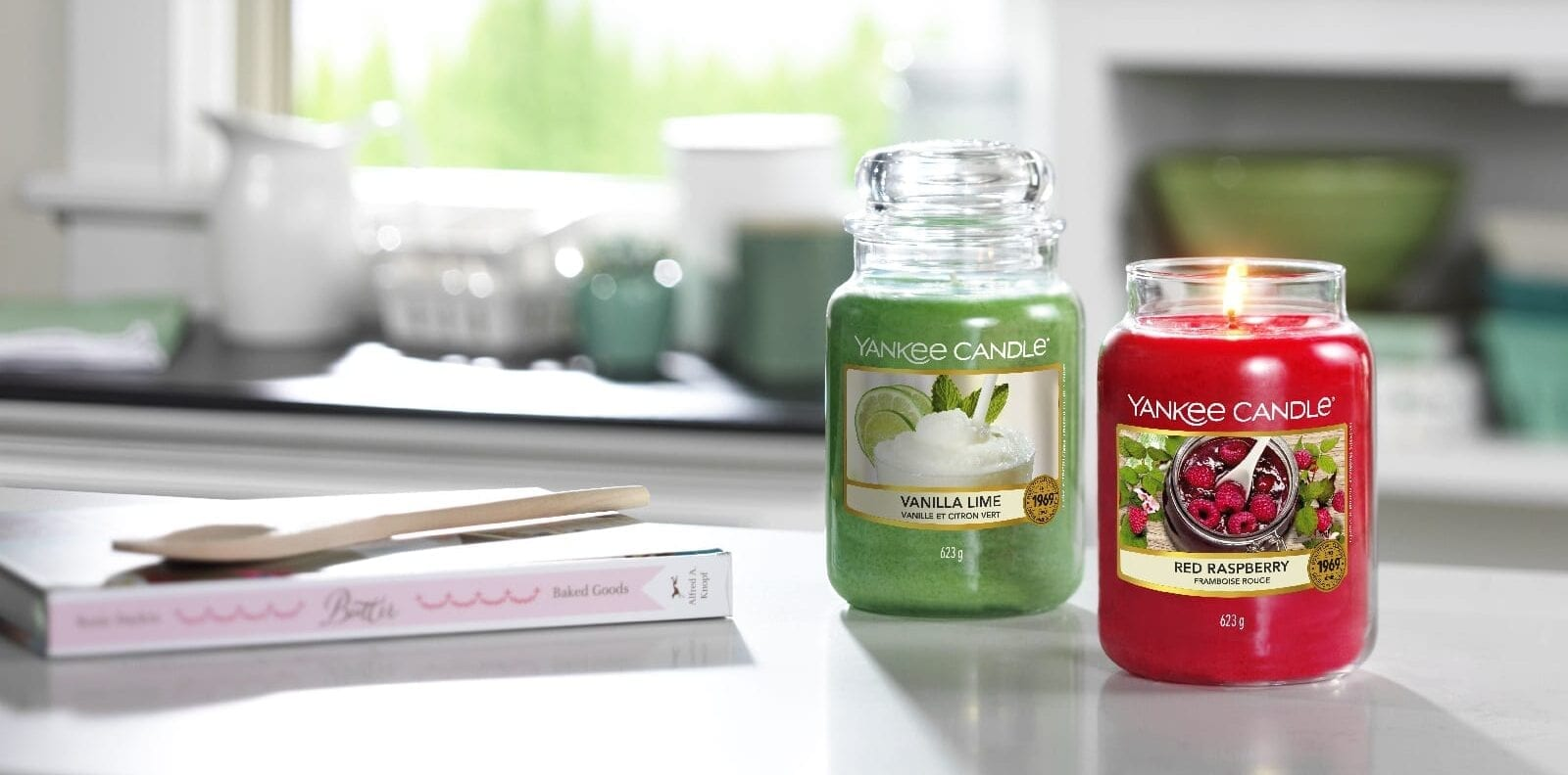 Vanilla Lime_Red Raspberry Large Jar brand image