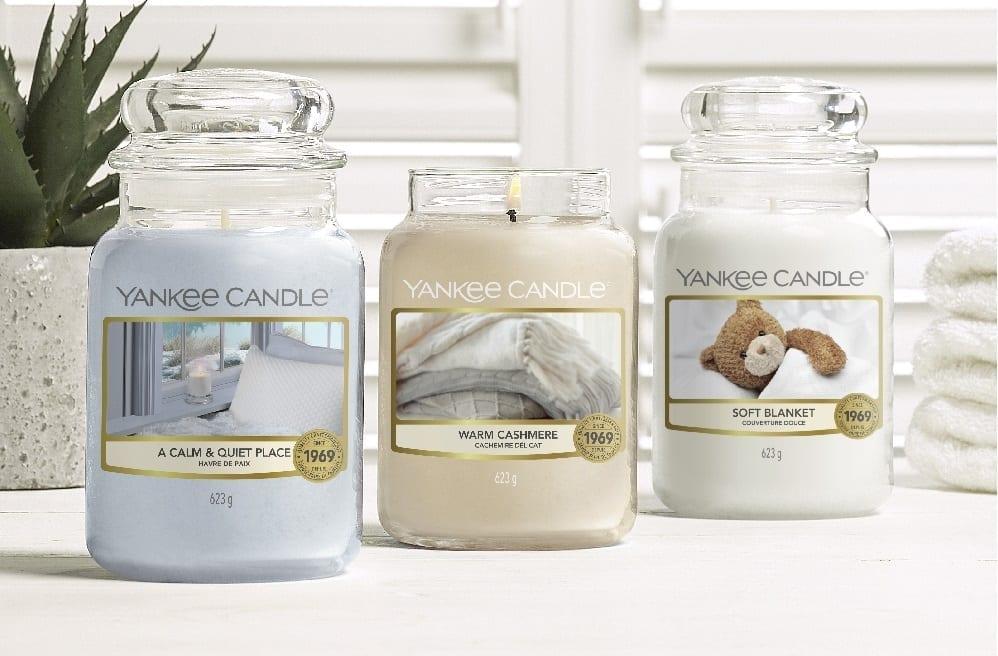 Yankee | Classic Jar Candles