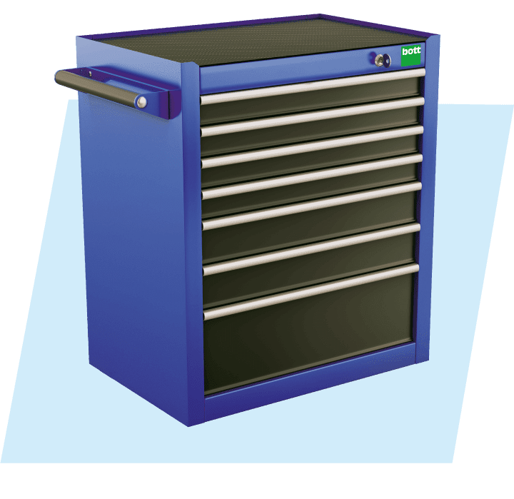 Specialist Bott<br/>Tool Cabinets