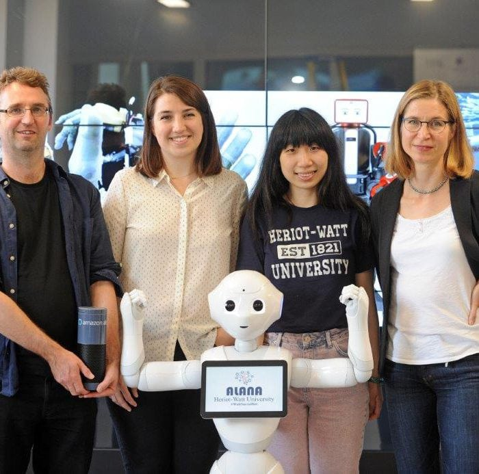 DDI Group-shot-of-robotics-from-Sunday-Herald