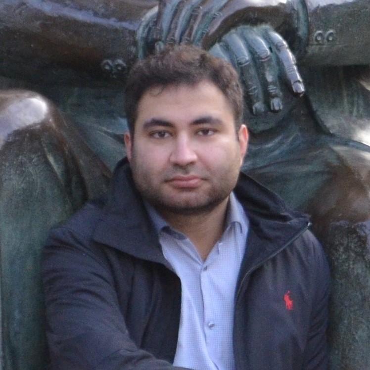 Syed Ahmar Shah