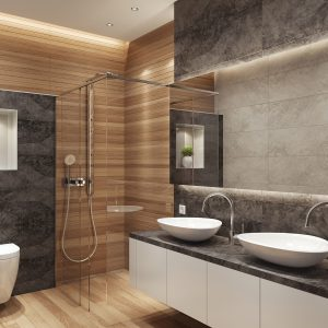 Steam Free Bathroom Mirror Solution