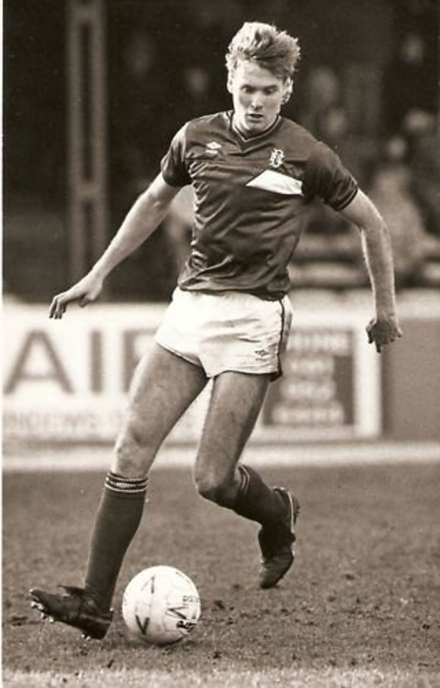 Played For Dundee Celtic And Dundee United Tommy Coyne