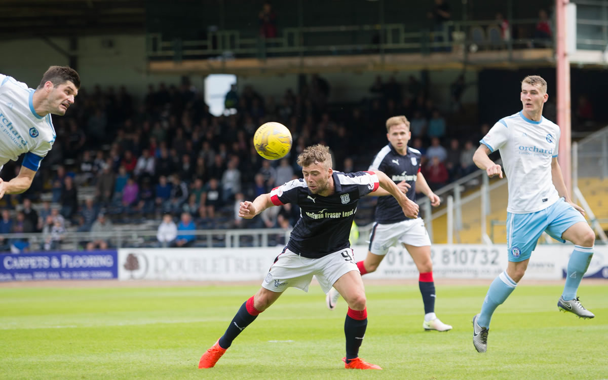 Dundee vs Forfar Athletic - 30th July 2016 - Dundee Football Club -  Official Website