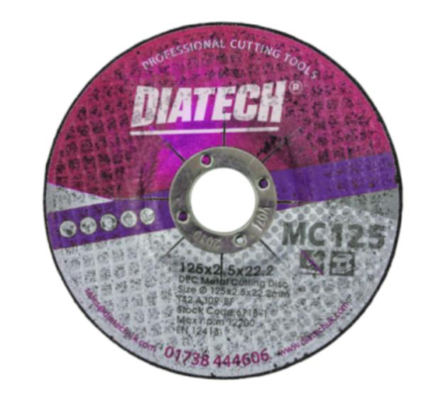 Abrasive Cutting Discs DPC