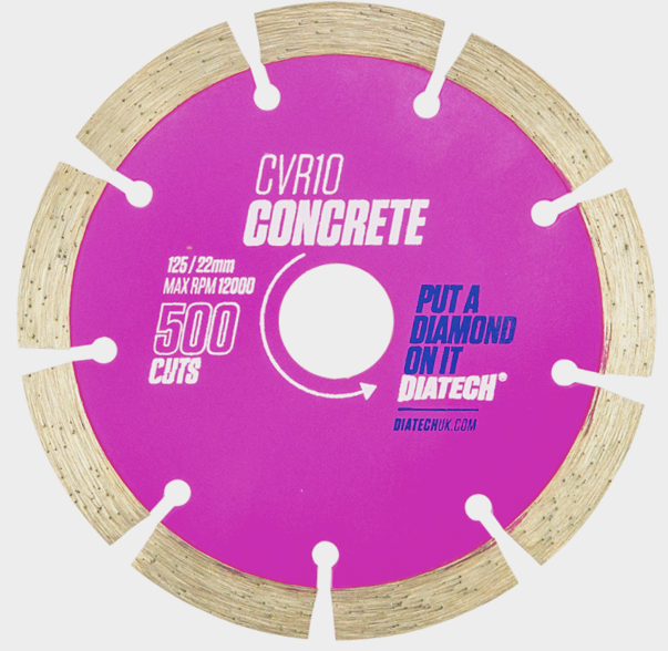 Cutting Disc For Concrete CVR10