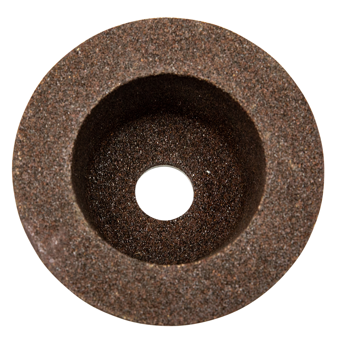ABRASIVE CUP WHEEL STONE / THREADED