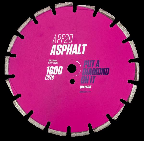 Blades For Cutting Asphalt APF20 Professional