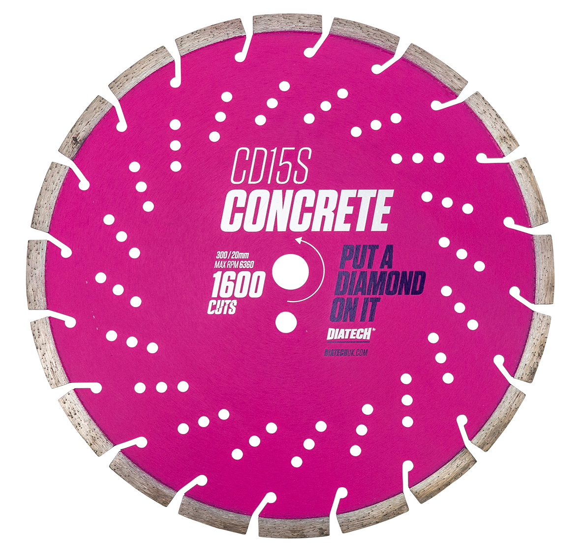 Cutting Discs For Concrete CD15S