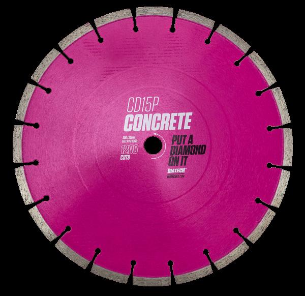 Concrete Cutting Diamond Blades CD15P