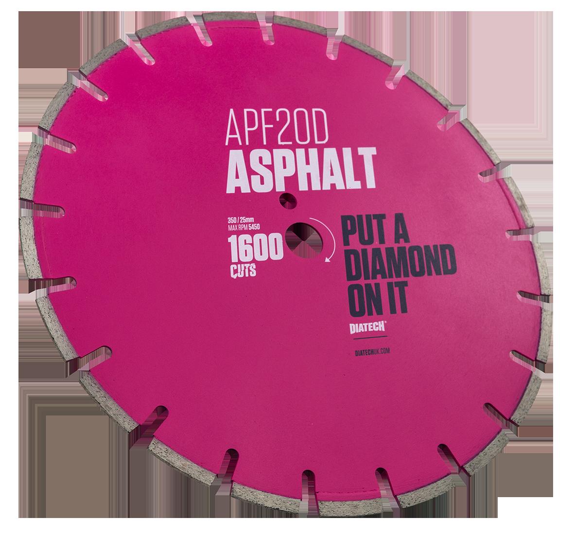 Cut Asphalt Blade APF20D