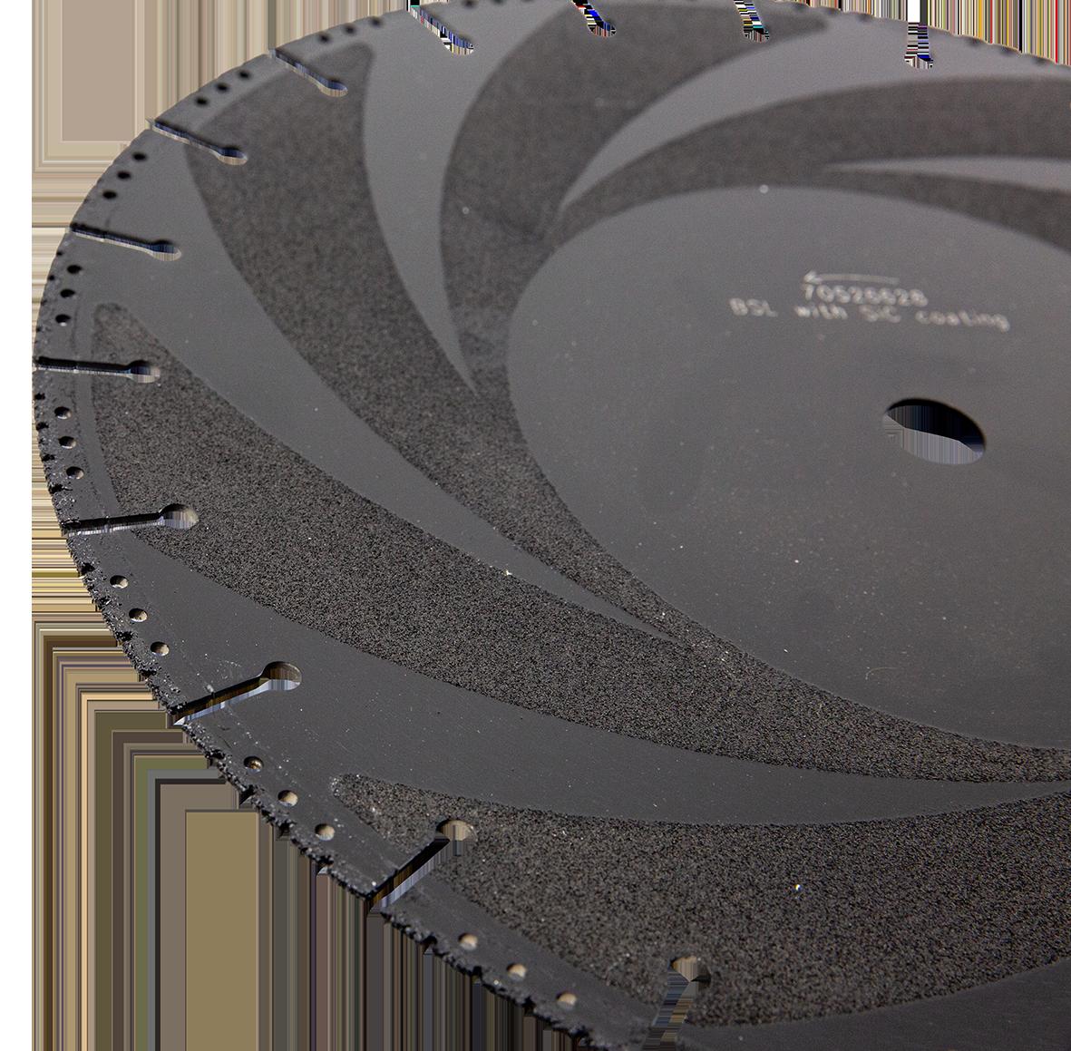 Diamond Blade Cut Metal VB10 Vacuum Brazed