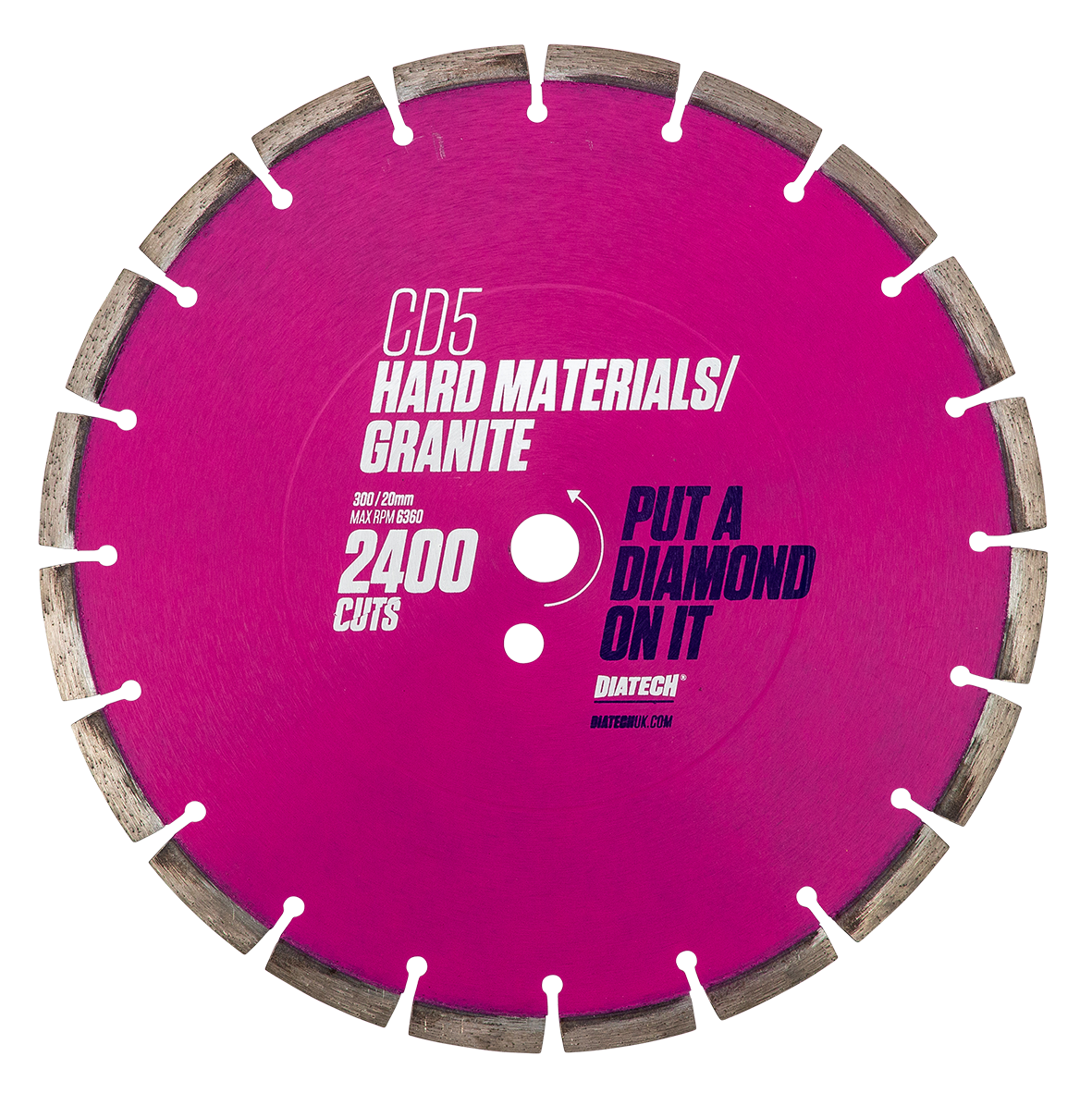 Diamond Blades for Cutting Granite CD5