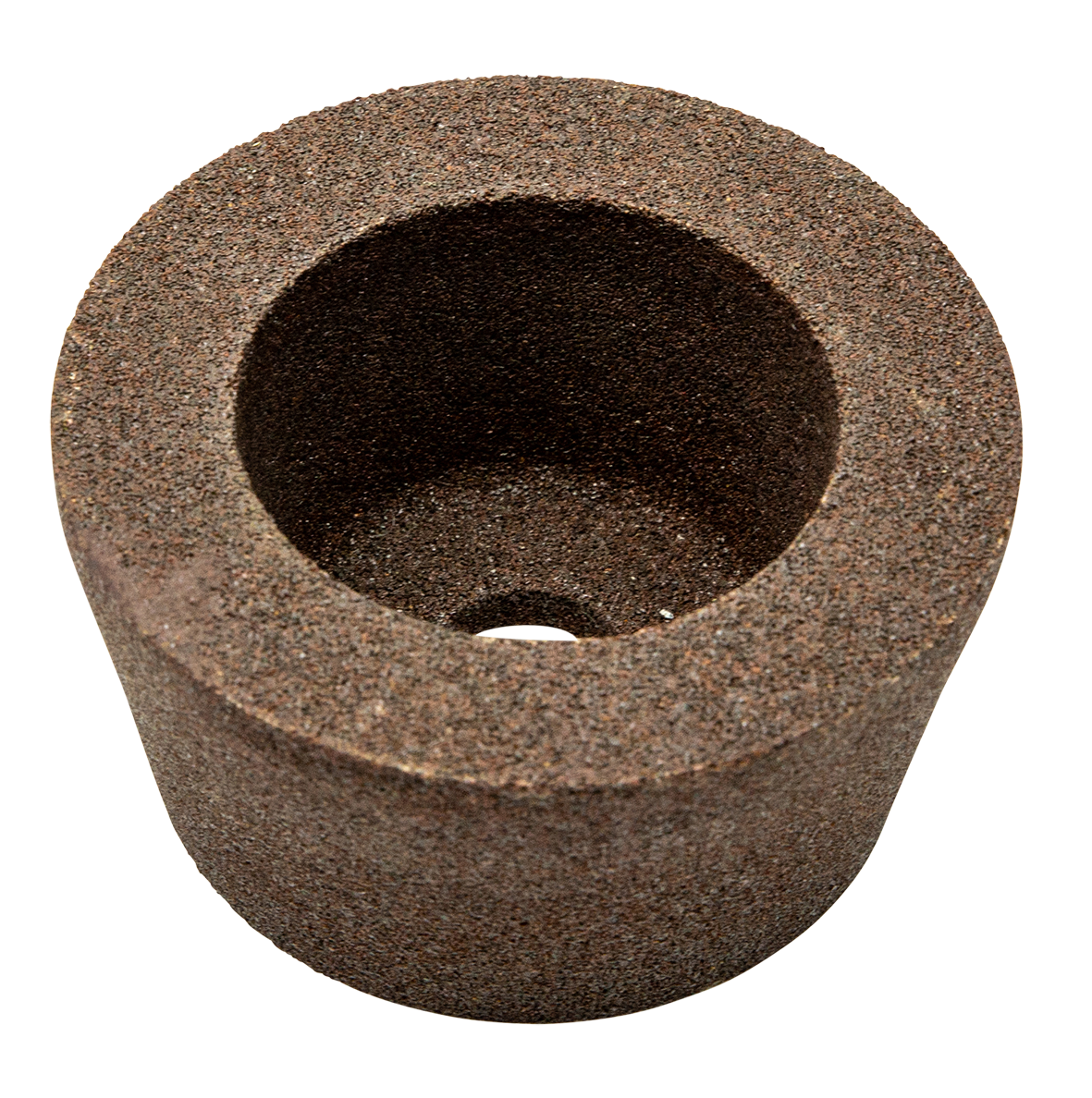 ABRASIVE CUP WHEEL METAL THREADED