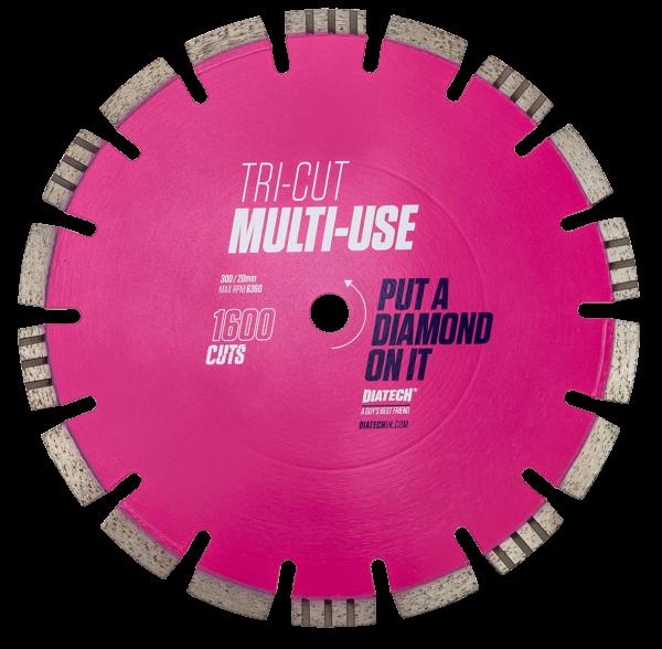 Diamond Multi Blade Tri-cut