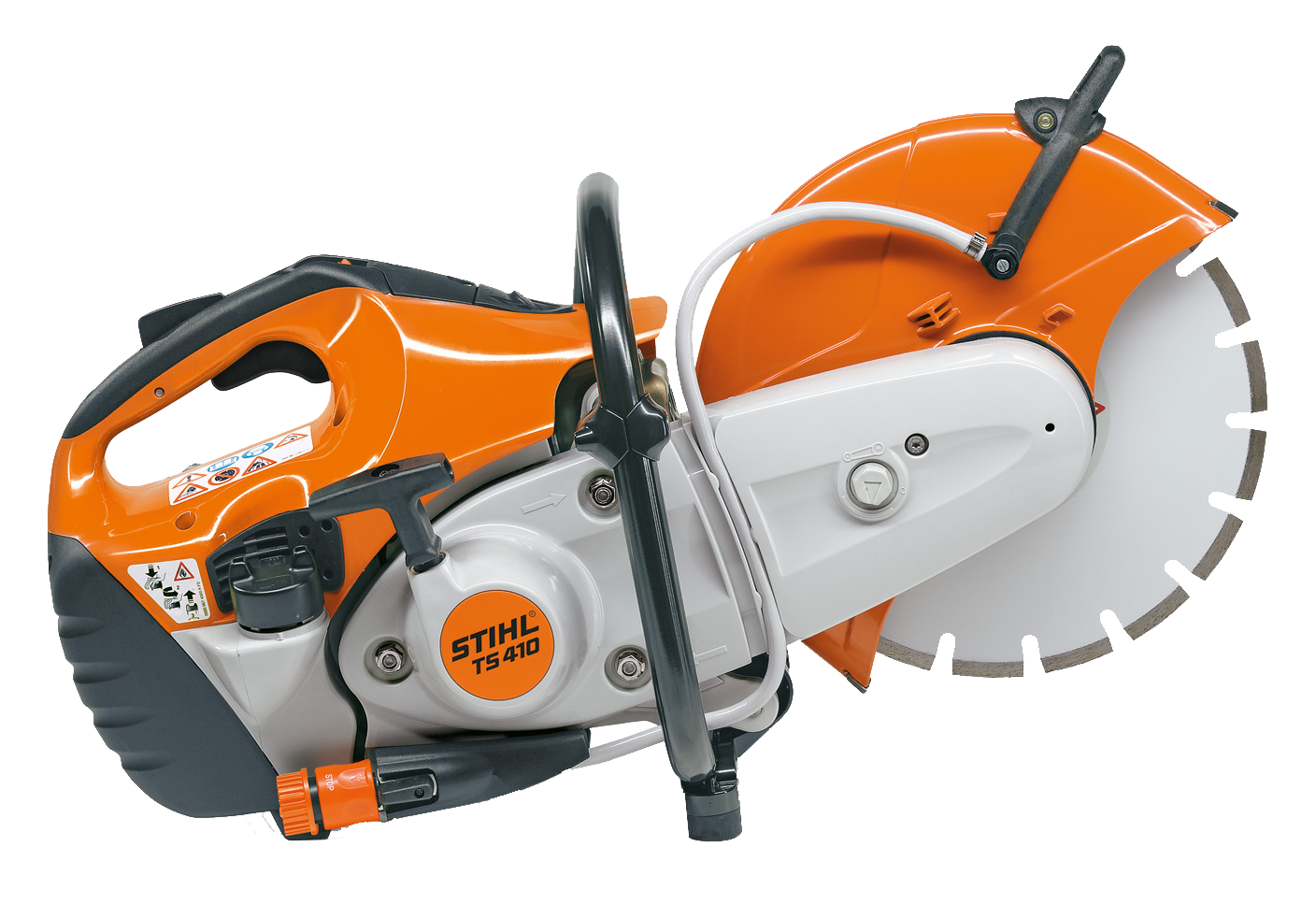 TS410/TS420 STIHL DISC CUT-OFF SAW