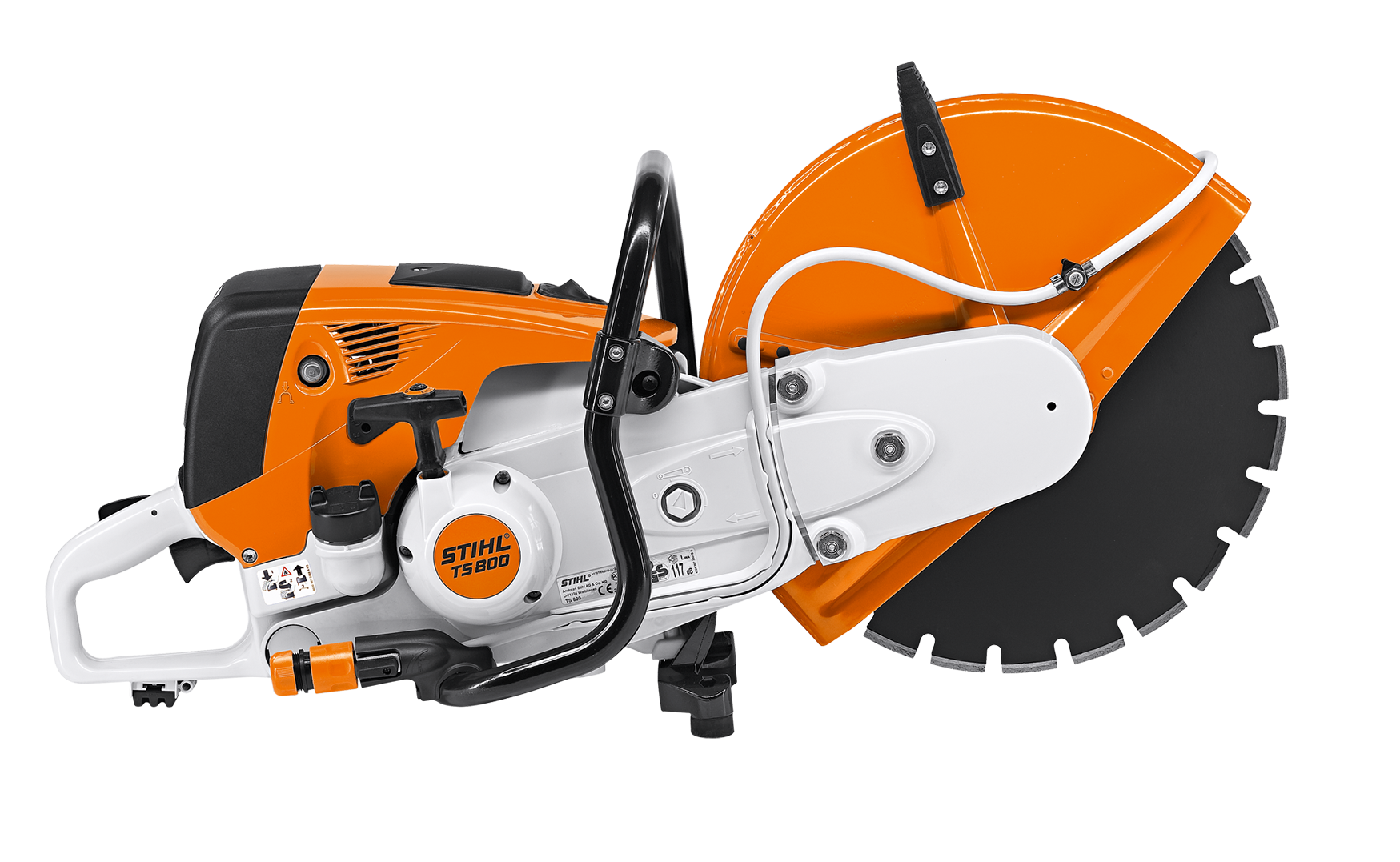 TS800 STIHL DISC CUT-OFF SAW 16″ 400mm