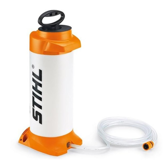 STIHL WATER BOTTLE