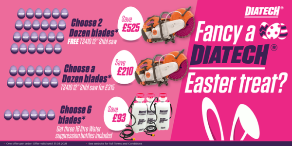Fancy a Diatech Easter Treat?