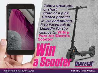 Win a Scooter!