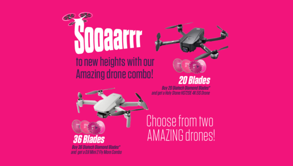 Amazing Drone Combo