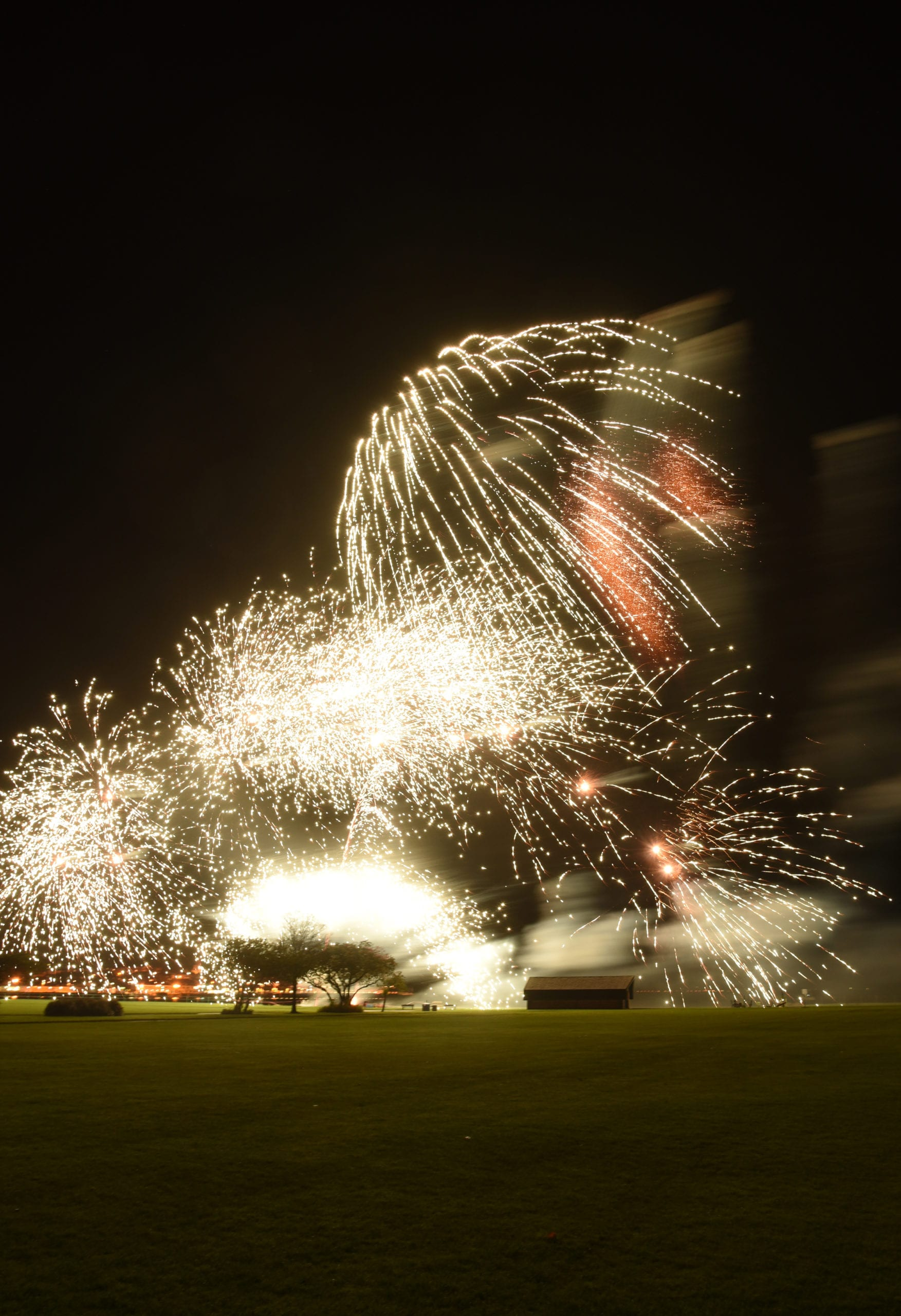 Inverclyde Annual Fireworks