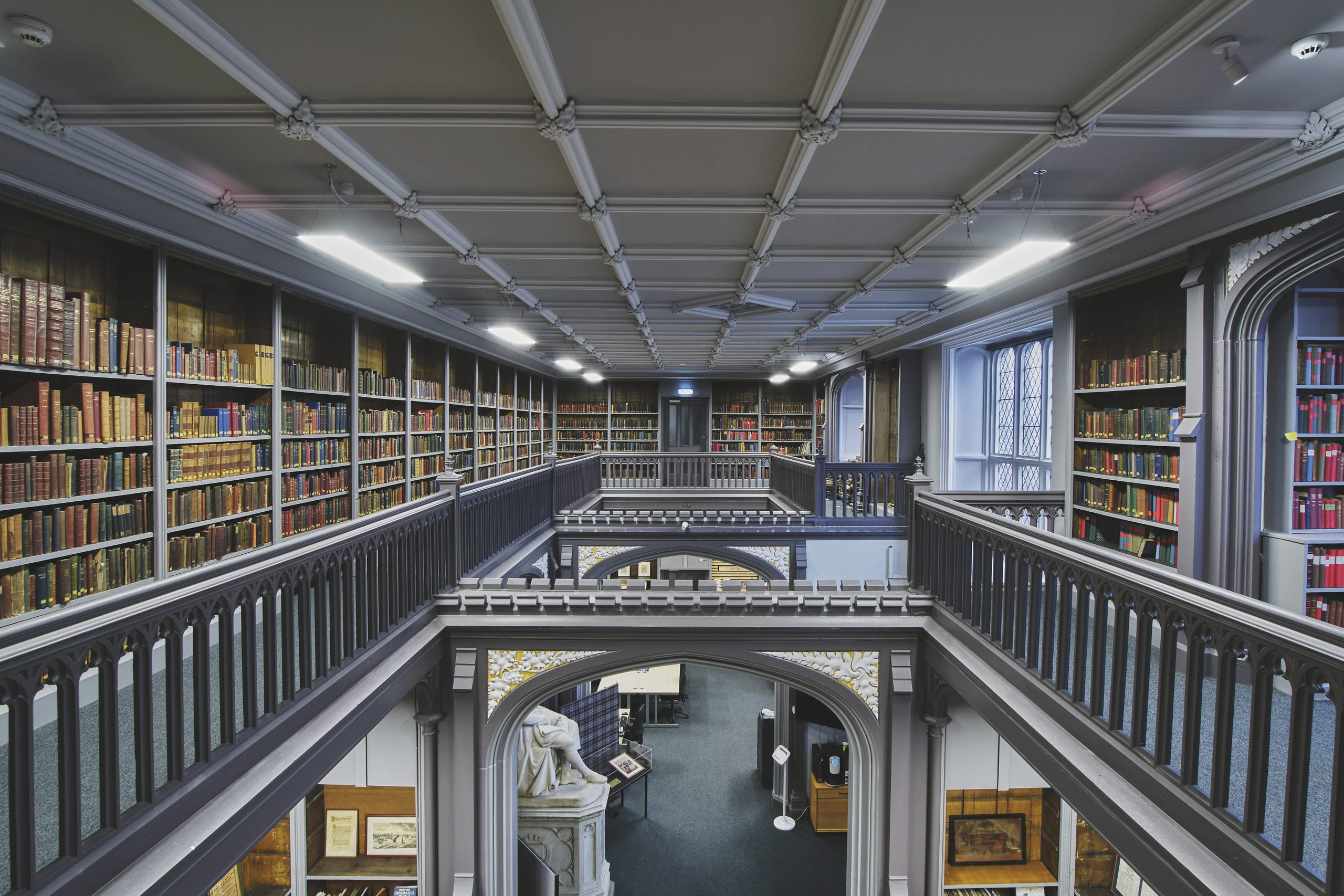 The Watt Library