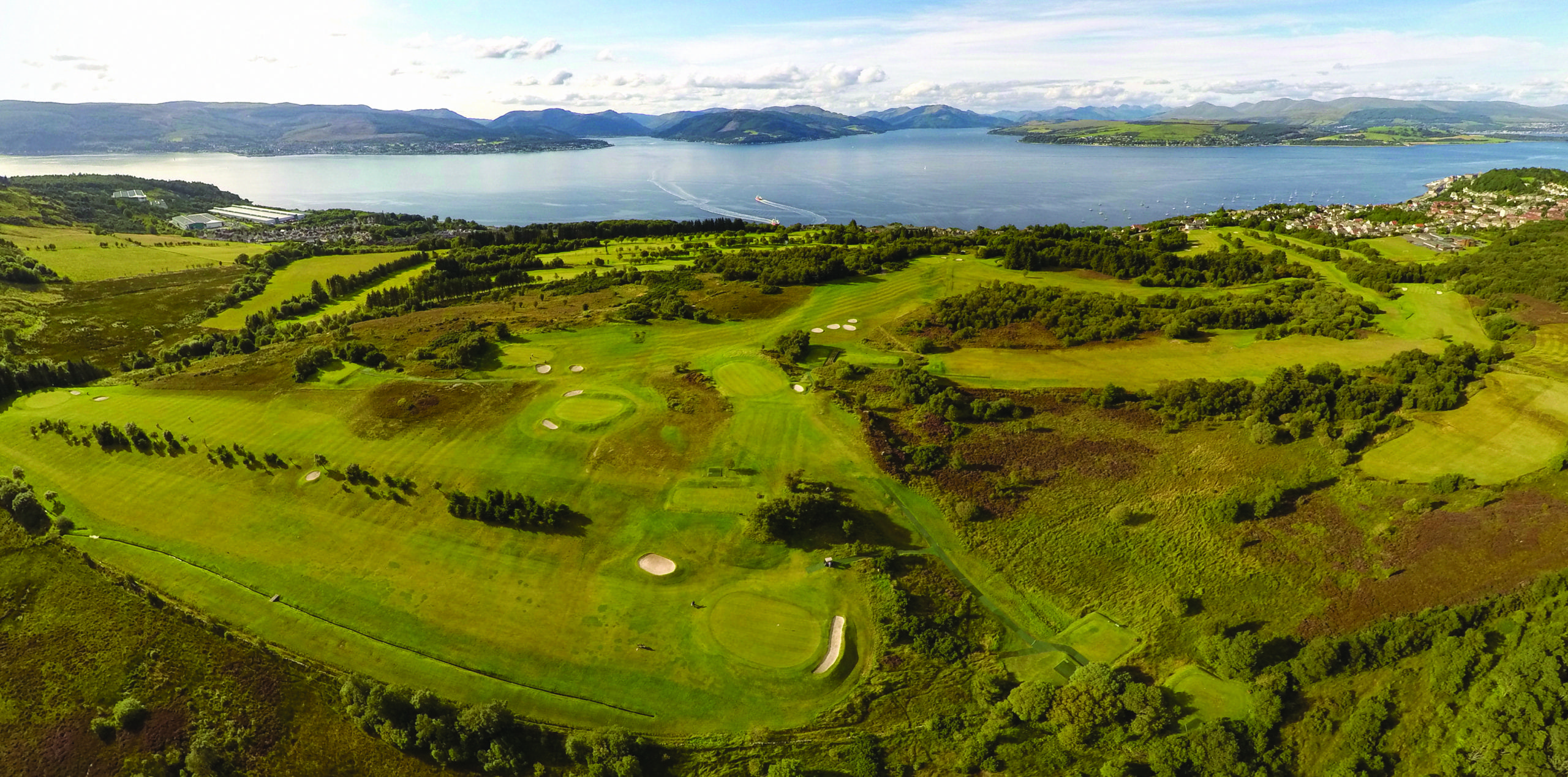 Gourock Golf Course reveals clubhouse after £250k refurbishment