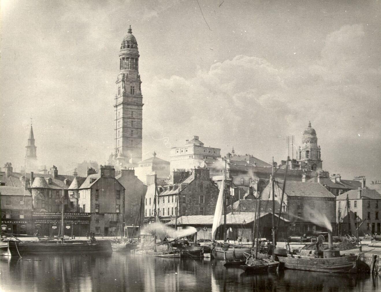 Mid Quay 1900